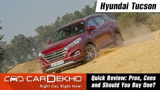 Hyundai Tucson Review | Pros, Cons & Should You Buy One?