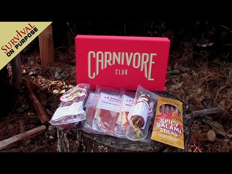 Carnivore Club February 2020 - Meat! Delivered! How Cool Is That?