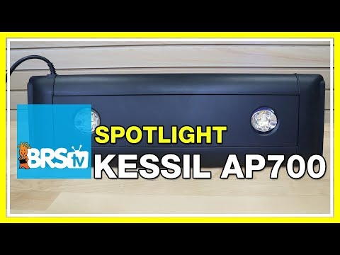 Spotlight on the Kessil AP700 LED Panel - BRStv