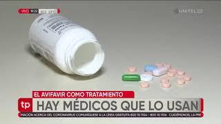 El avifavir no es un medicamento de base para combatir el Covid-19