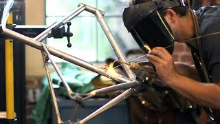 Stanford students build a top-quality bike from the ground up