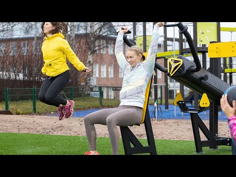 Lappset- Sisu Fitness