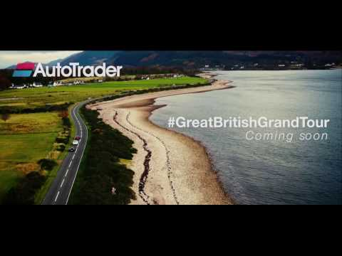 Great British Grand Tour coming soon trailer