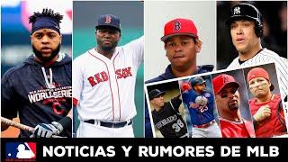 Carlos Santana Regala Calzados A Niño ???? Aaron Judge 400 Millones ????David Ortiz Manager En MLB