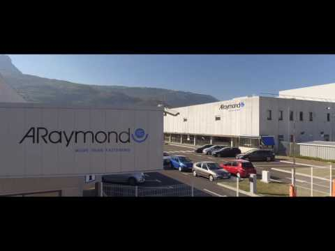 ARaymond™ QC production plant in Technisud