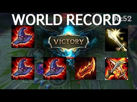 World Record Fastest Practice Tool Game