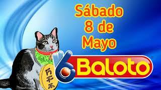 Resultado BALOTO y Baloto Revancha Sábado 8 de Mayo de 2021