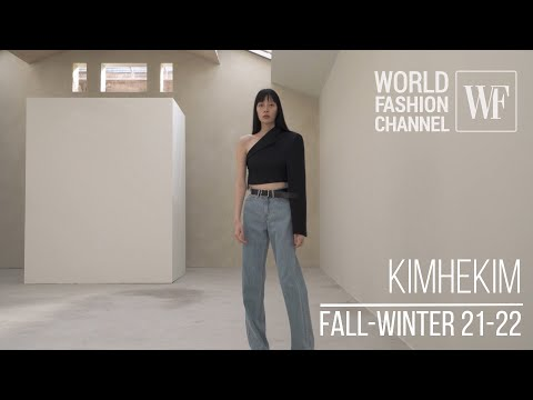 Kimhekim fall-winter 21-22 | Paris fashion week
