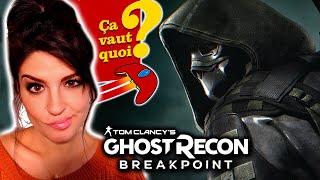 Vidéo-Test : Ghost Recon Breakpoint, bien meilleur que Wildlands ? Mon TEST