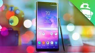 Samsung Galaxy Note 8 Review! Do Bigger Things...At a Bigger Price.