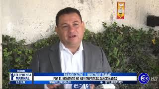 #Teleprensa33 | Se reunirá con 30 empresas