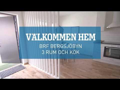 Välkommen in till Egnahemsbolagets mysiga bostadsrättslägenheter i Bergsjön, Göteborg!