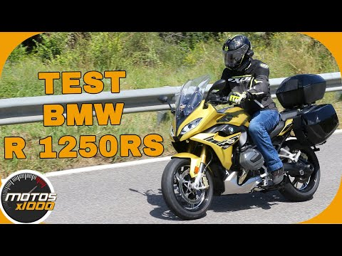 Test BMW R1250RS | Motosx1000