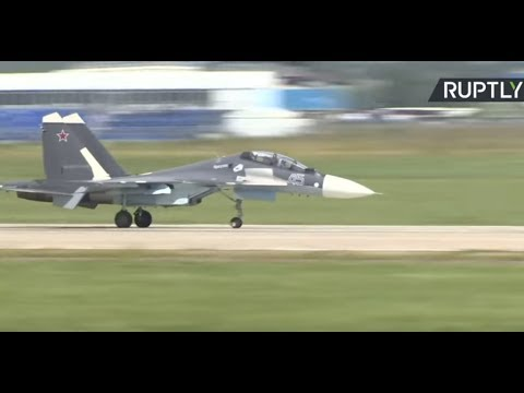 LIVE: MAKS 2017 Air Show - Day 5
