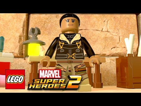 LEGO Marvel Super Heroes 2 - How To Make Layla Hassan (Assassins Creed: Origins)