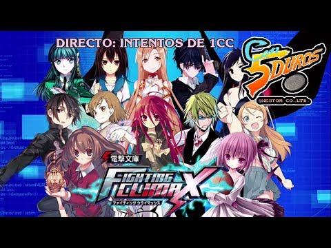 DIRECTO: DENGEKI BUNKO: FIGHTING CLIMAX (Arcade Teknoparrot Intentos de 1cc)