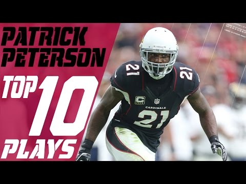 Patrick Peterson's Top 10 Plays of the 2016 Season | NFL Highlights