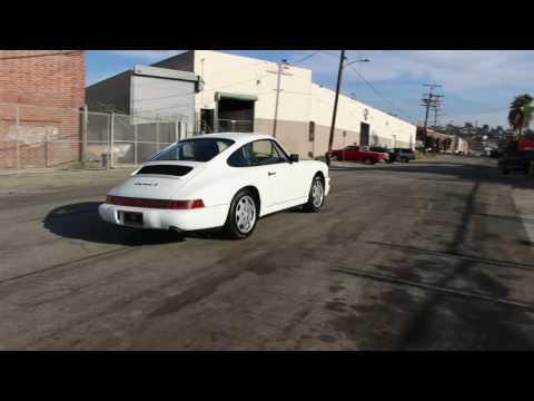 1989 Porsche Carrera 4