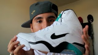 Nike Air Force 180 High 'Emerald' New Images | SneakerFiles