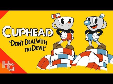 Cuphead (PC) Часть 1
