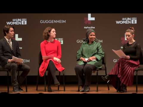 HeForShe Arts Week 2017: A Day At the Guggenheim