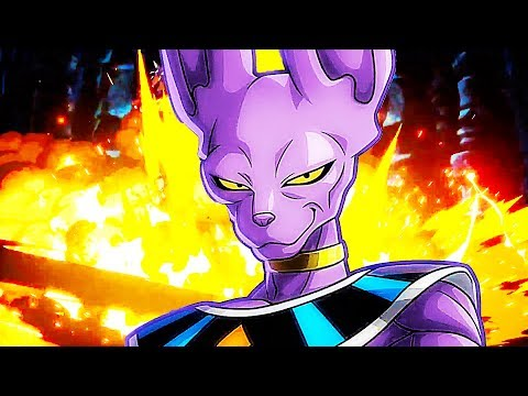 connectYoutube - DRAGON BALL FIGHTERZ Beerus Intro (2018) PS4 / Xbox One / PC