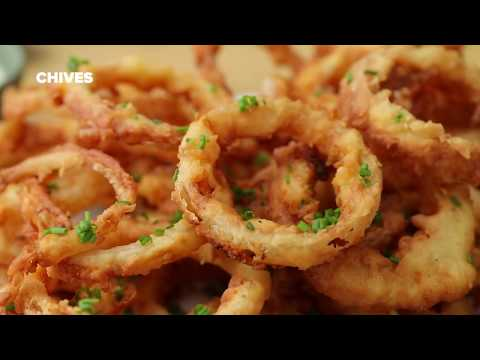 French Onion Rings