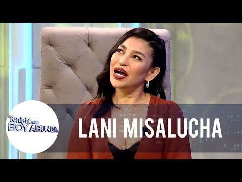 TWBA: Lani answers hot seat questions from Regine, Jaya and Martin
