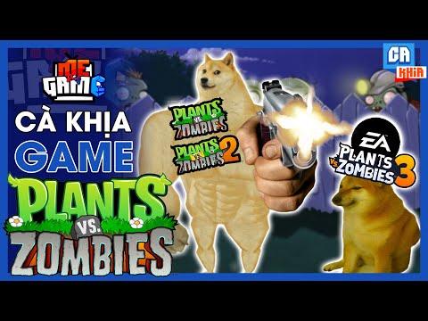 Cà Khịa Game: Plants vs Zombies - EA Đã Hủy Hoại PvZ NTN? | Bóc Phốt EA - meGAME