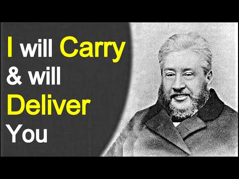 He Will Carry Us Home - Charles Spurgeon Devotional: Faith's Checkbook
