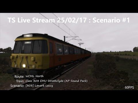 [303] Lanark Leccy (Livestream 25/02/17)
