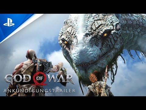 God of War - Announce Trailer   PC