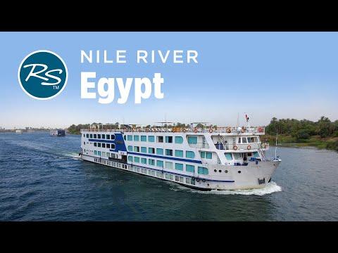 Egypt: Cruising the Nile – Rick Steves' Europe Travel Guide – Travel Bite