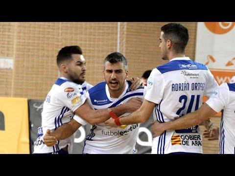 ¡Los Mejores Goles de Fútbol Emotion Zaragoza en la Temporada 2019/20!