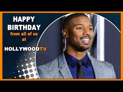 Happy Birthday Michael B. Jordan- Hollywood TV