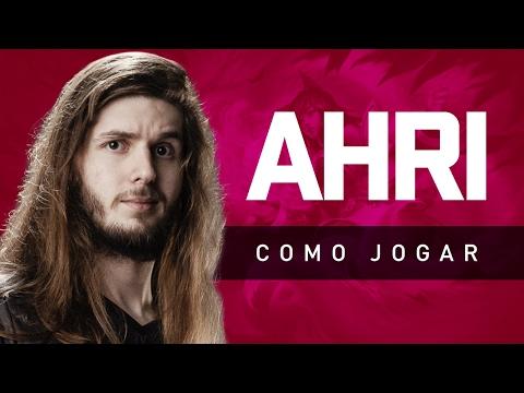 COMO JOGAR DE AHRI