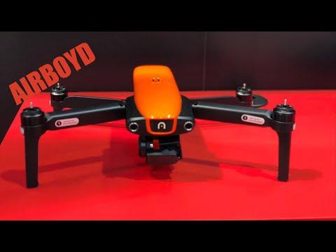 connectYoutube - Autel EVO Drone Demonstration CES 2018
