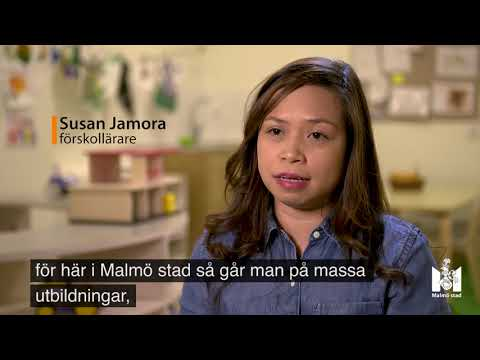 Hur är utvecklingsmöjligheterna inom förskolan i Malmö stad?
