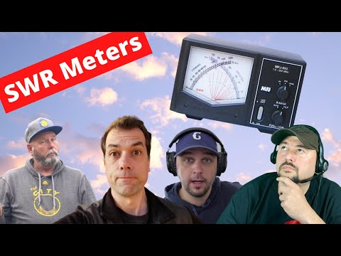 SWR Meters for your Shack - Coffee and Ham Radio