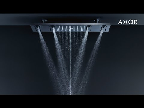 AXOR Showers | Авангард в душе