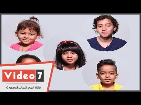 """""""مش بس الكبار"""".. محاربى السرطان من الاطفال يروون قصص الانتصار"""