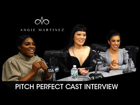 connectYoutube - Pitch Perfect Cast Talk Auditions, Other Careers  + BLeBRiTY Challenge