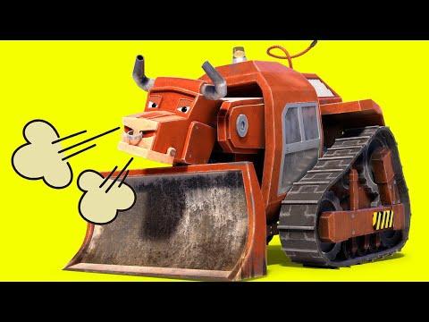 อนิม่าคาร์ส---เจ้ารถกระทิงเกลี