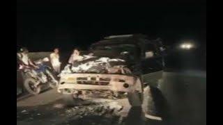 Un herido en accidente de tránsito en la antigua ruta a Puerto San José