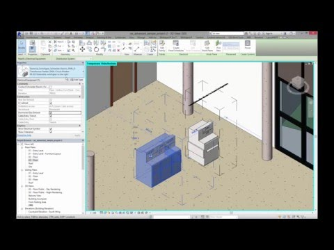Schneider Electric RM6 Revit Tutorial