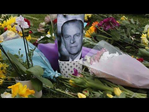 Funeral do Príncipe Filipe será cerimónia discreta