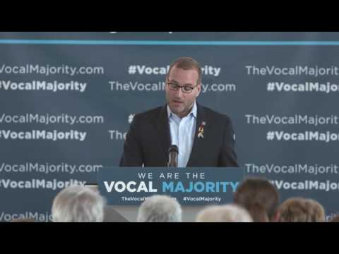 HRC President Chad Griffin speaks to The #VocalMajority