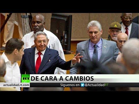 Raúl Castro anuncia