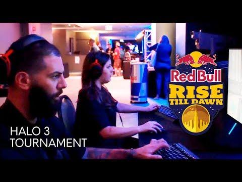 Red Bull Rise Till Dawn 2019 Vlog & Recap   Alienware