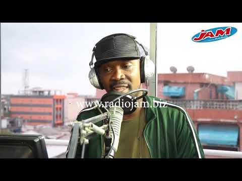 Erickson Le Zoulou en mode Muezzin sur Radio JAM